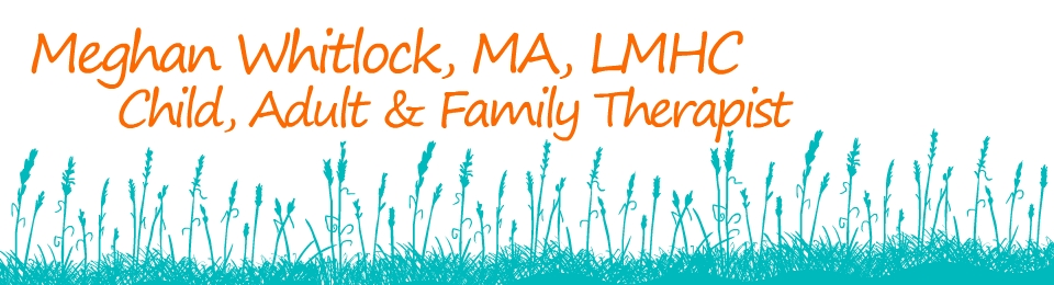 Meghan Whitlock, MA, LMHC, Child, Adult, and Family Therapist